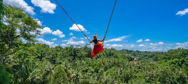 Tour al parque de columpios Bali Swing