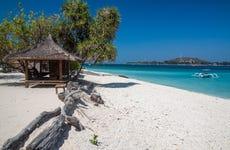 Traslado hasta las Islas Gili en lancha rápida