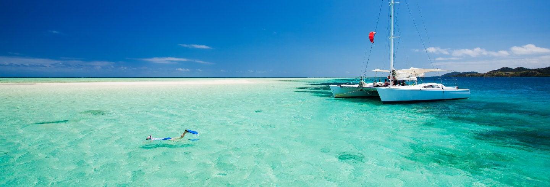 Cruise to Nusa Lembongan Island