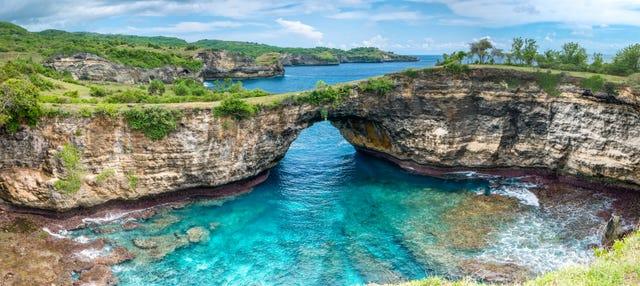 Excursion à Nusa Penida + Snorkeling