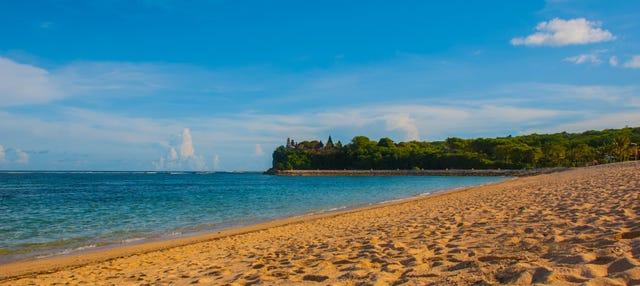 Excursión a las playas Geger y Green Bowl