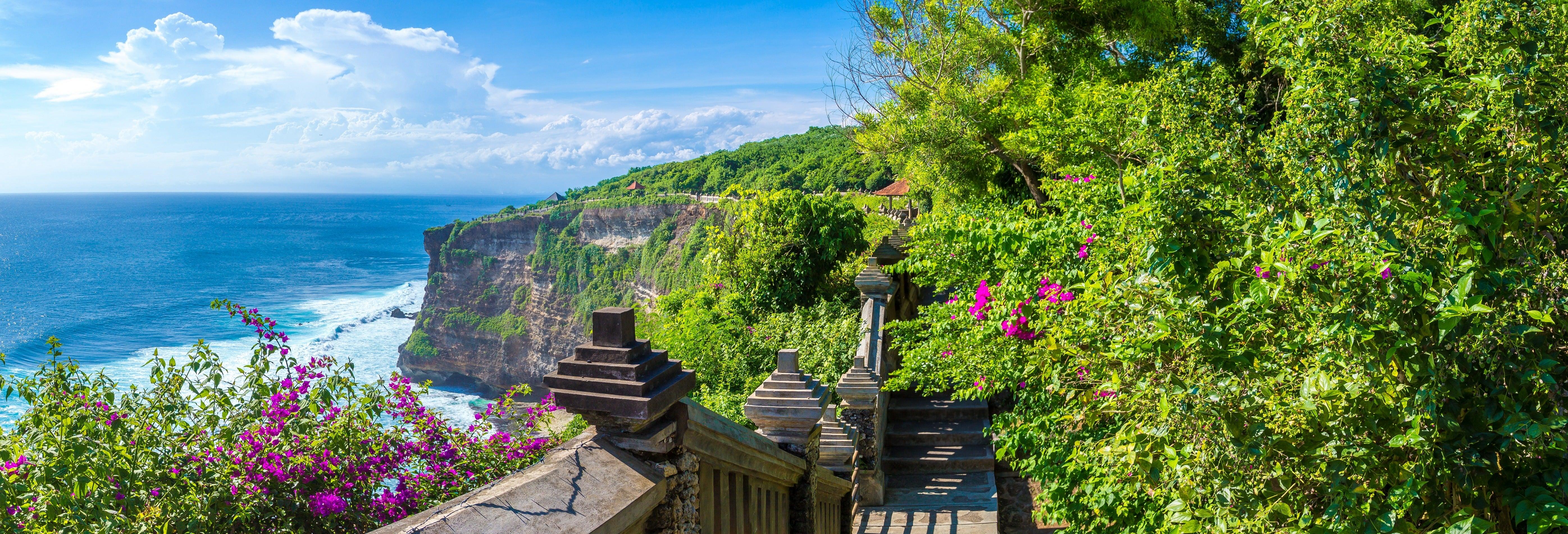 Excursion privée au sud de Bali, au temple d'Uluwatu et à Jimbaran