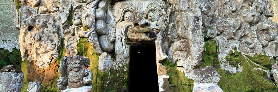 Goa Gajah (Grotta dell'Elefante)