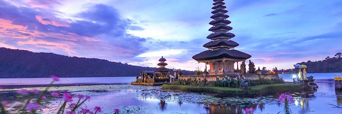 Il tempo a Bali