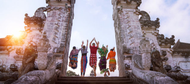 Excursión a Pura Lempuyang, Besakih y Tirta Gangga