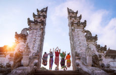 Excursión privada a Pura Lempuyang, Besakih y Tirta Gangga