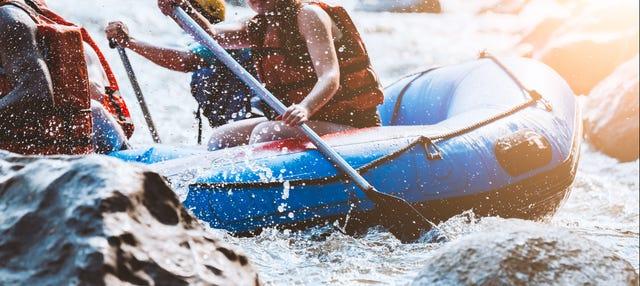 Offre : Rafting + Quad à Bali