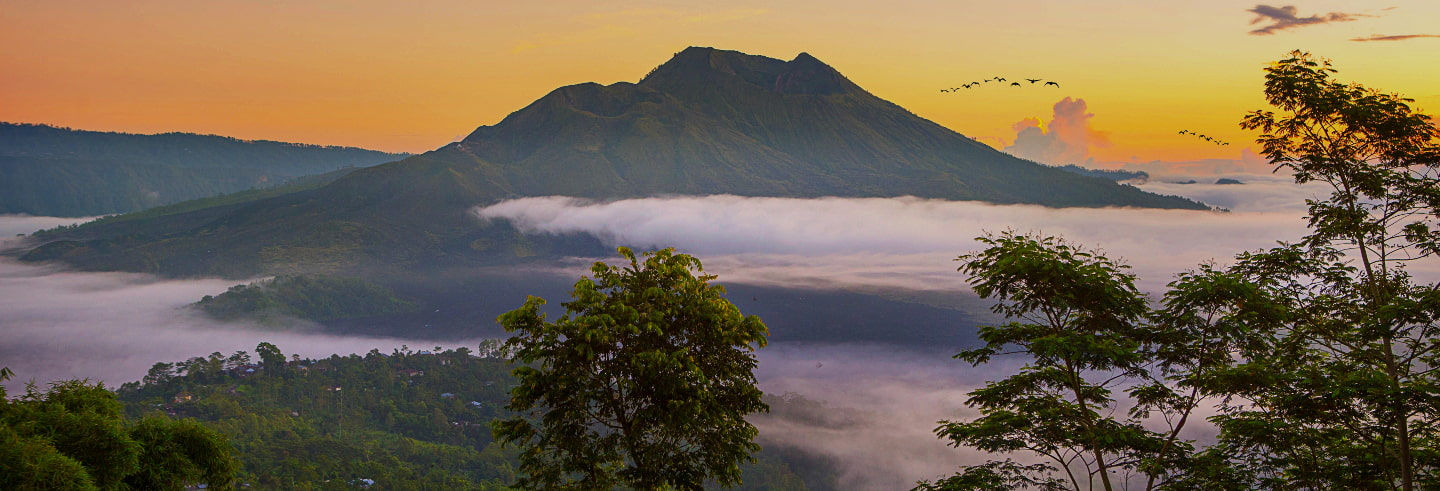 Mount Batur Sunrise Trek + Hot Springs