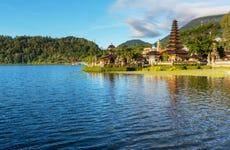 Tour privado por Tanah Lot, cascadas Nung Nung y Bedugul