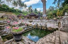 Tour privado por Ubud, Goa Gajah y centro de Bali