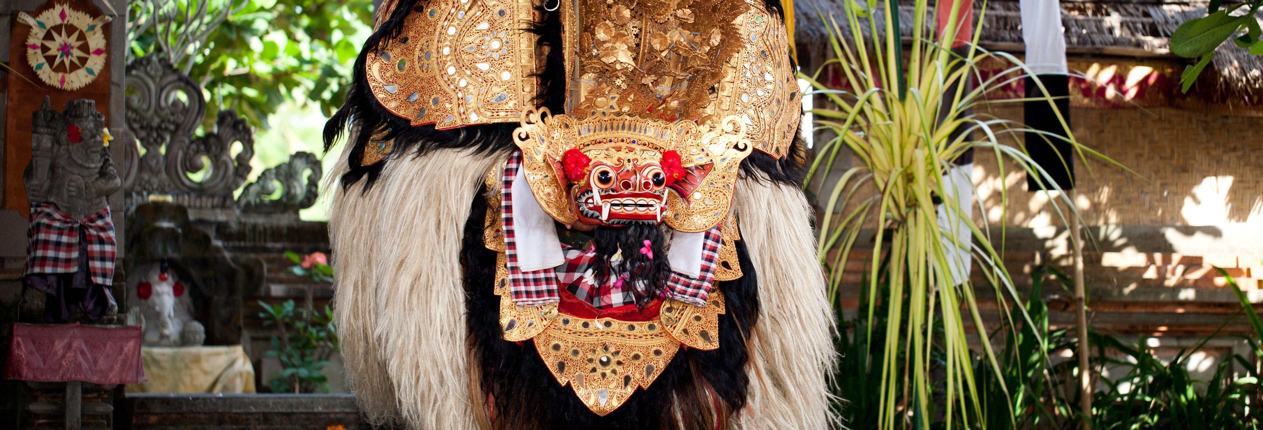 Tour cultural privado de Batubulan a Kintamani