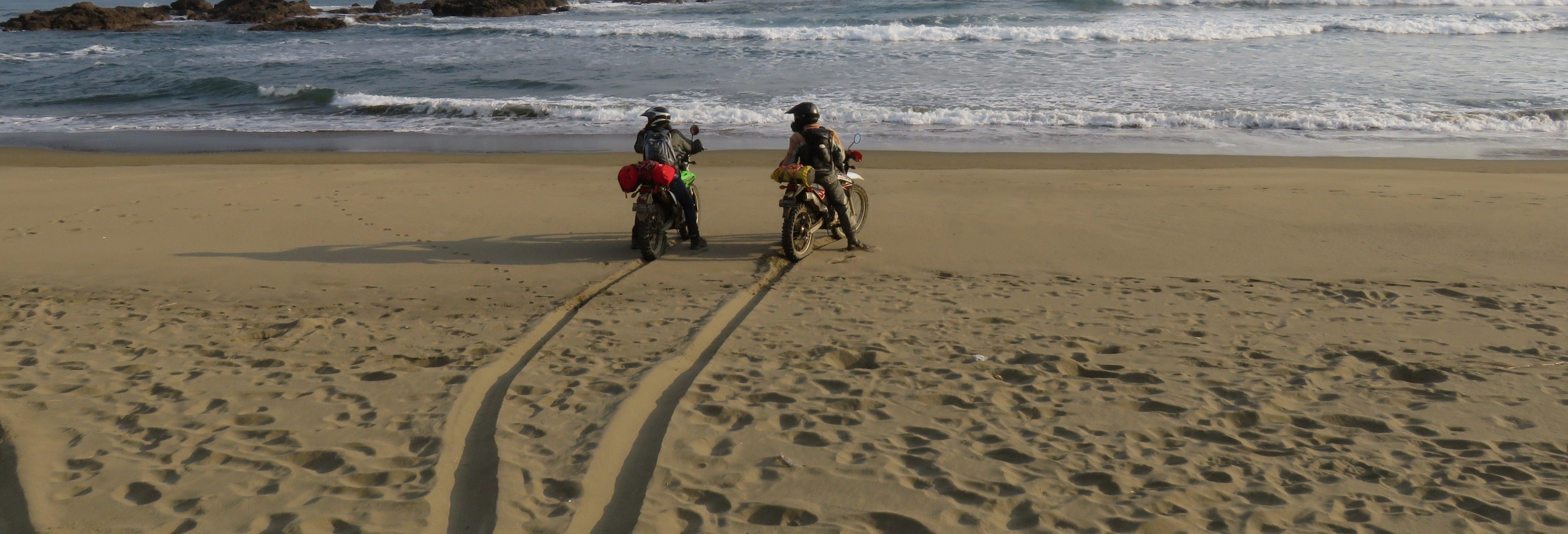 Tour en moto por Bali