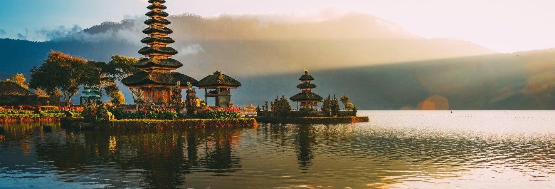 Transfer até Bali de lancha rápida
