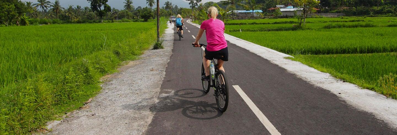 Tour de bicicleta por Lombok