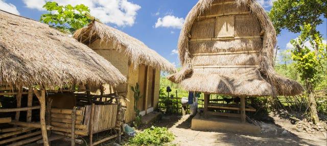 Ruta cultural privada por los pueblos Sasak