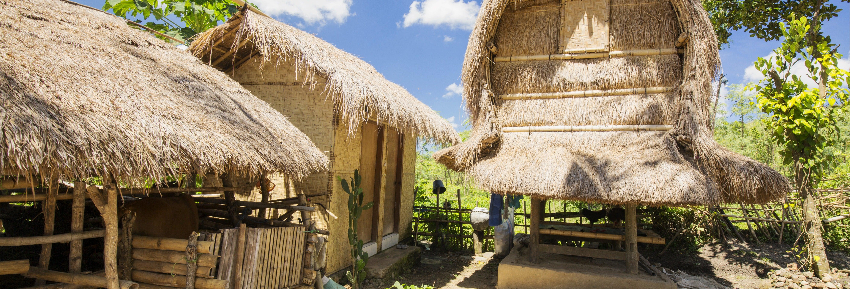 Visite culturelle privée à la découverte des villages de Sasak