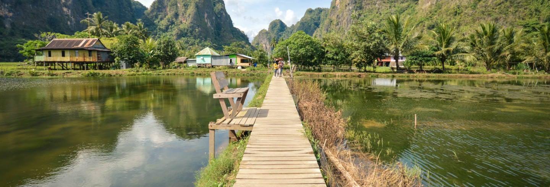Excursión privada a Leang-Leang y Rammang-Rammang