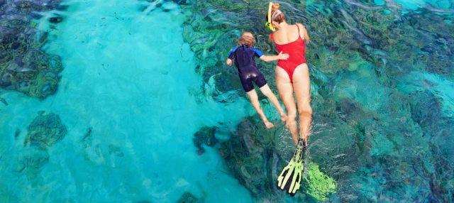 Snorkel em Nusa Penida