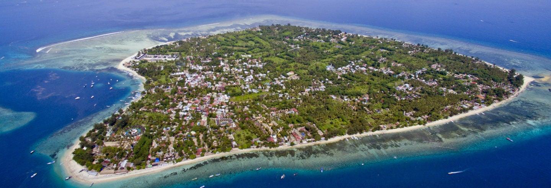 Transfer até às Ilhas Gili de lancha