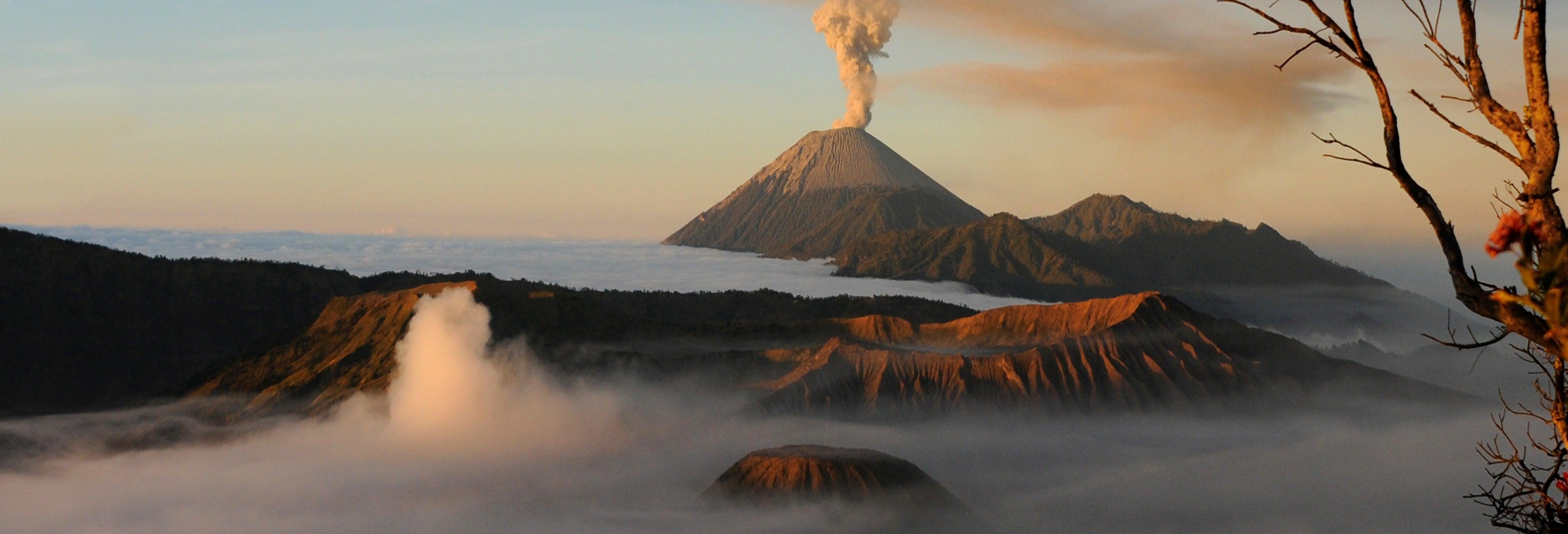 Escursione al vulcano Bromo