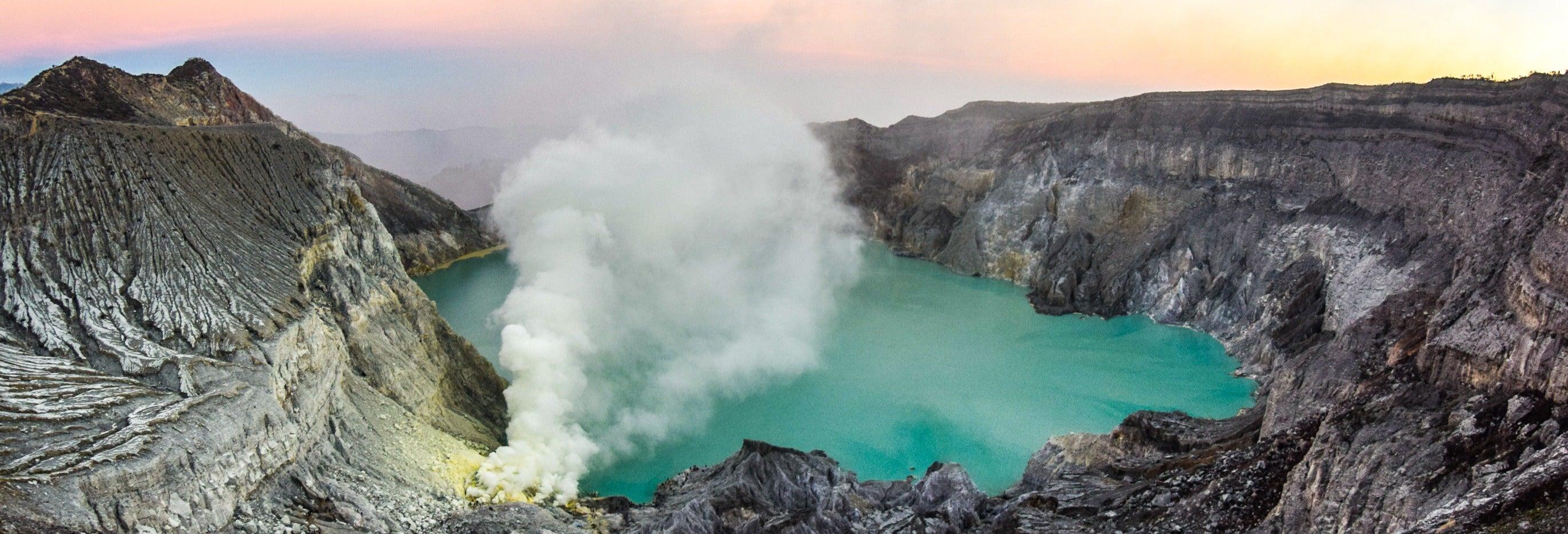 3 giorni al Monte Bromo e Ijen da Surabaya fino a Bali