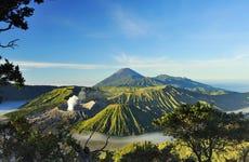 3 días por el Monte Bromo e Ijen desde Yogyakarta hasta Bali