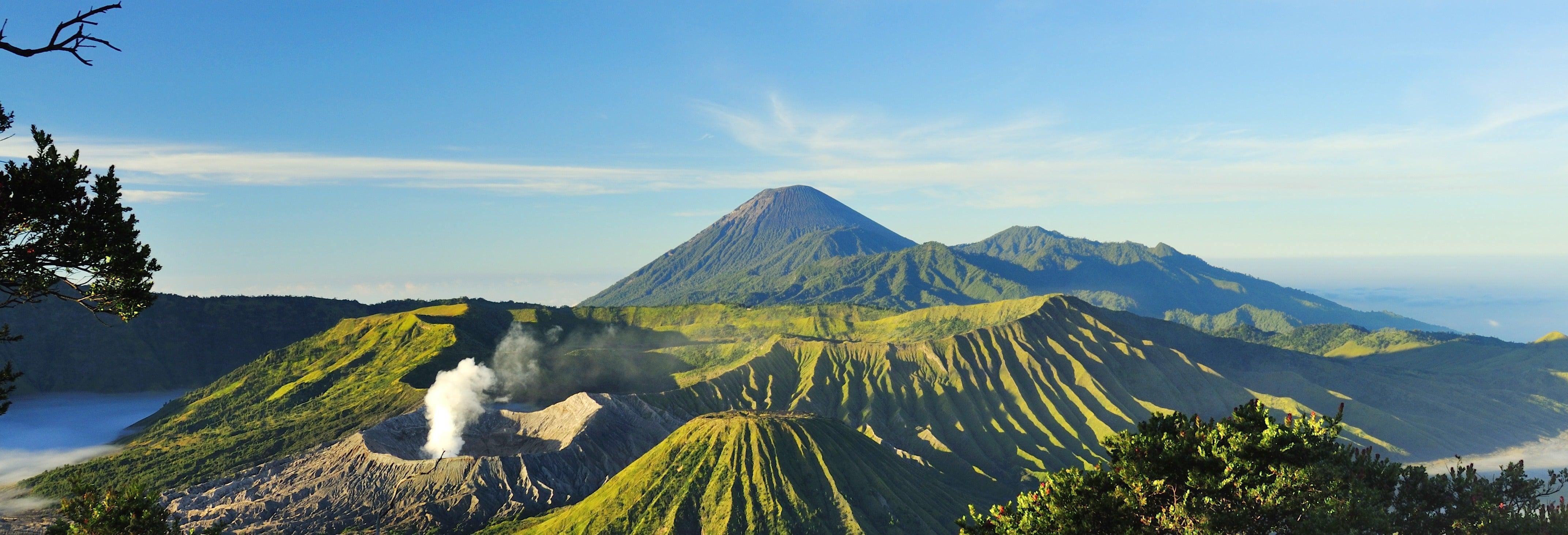 3 giorni sul Monte Bromo e Ijen da Yogyakarta fino a Bali