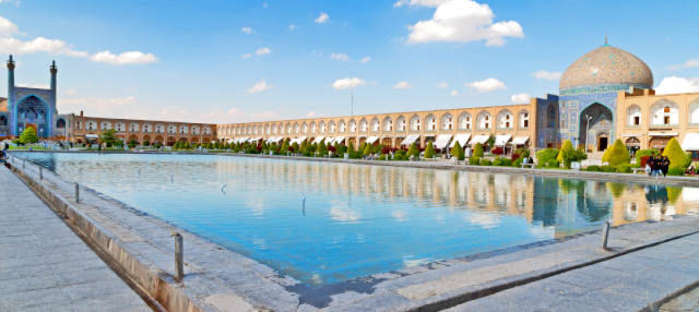 Visite privée d'Ispahan avec guide francophone