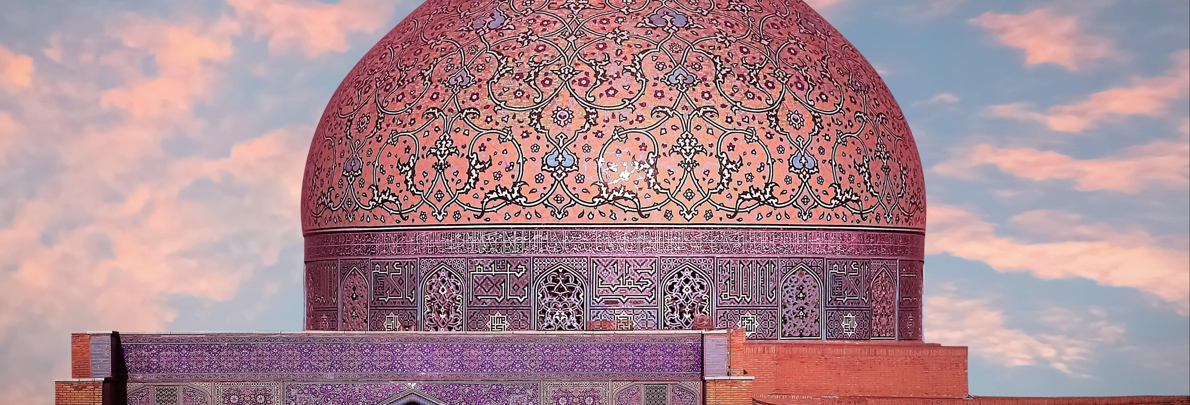 Tour privado por Isfahan com guia em português
