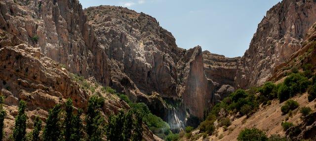 Excursion privée à la cascade Margoon