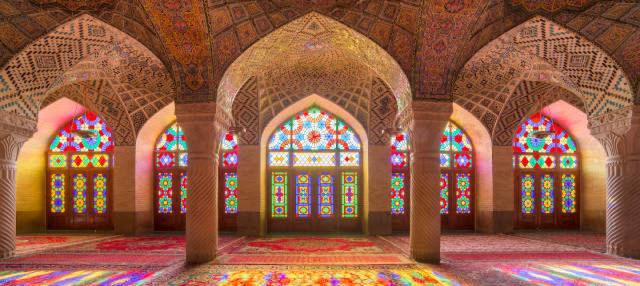 Visite privée dans Chiraz avec guide francophone