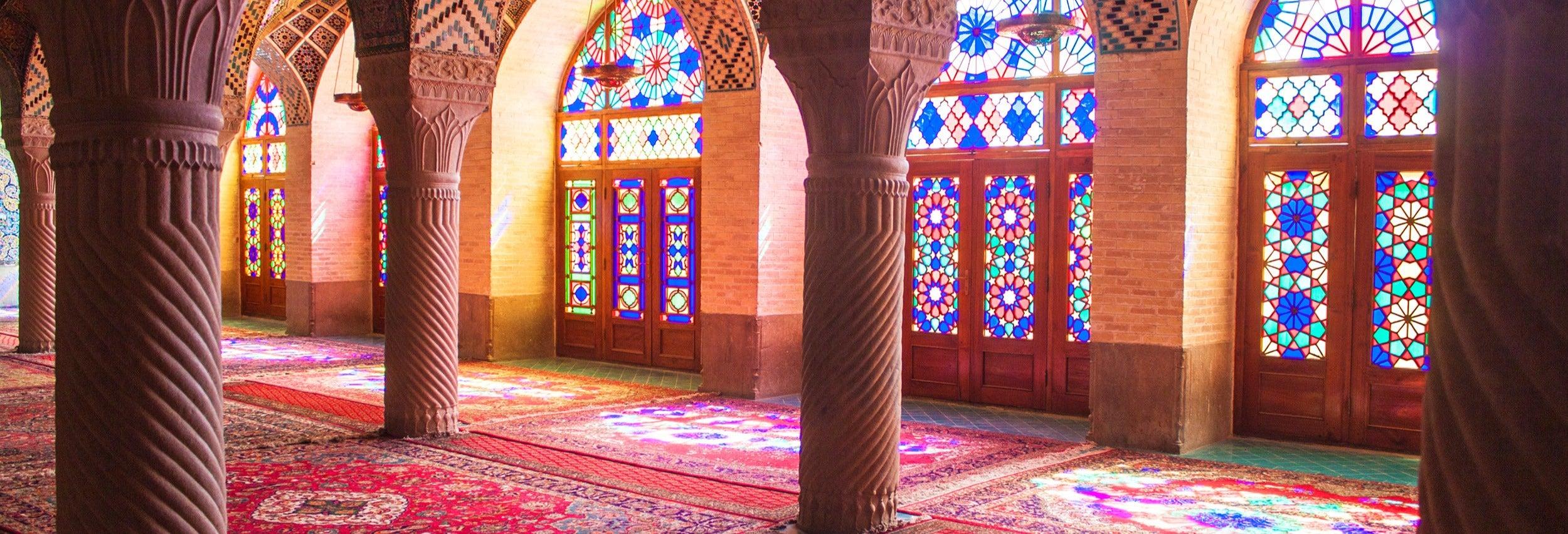 Tour privado por Shiraz com guia em português