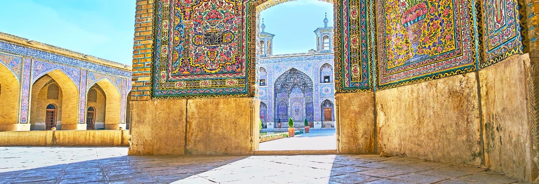 Visite guidée dans Chiraz