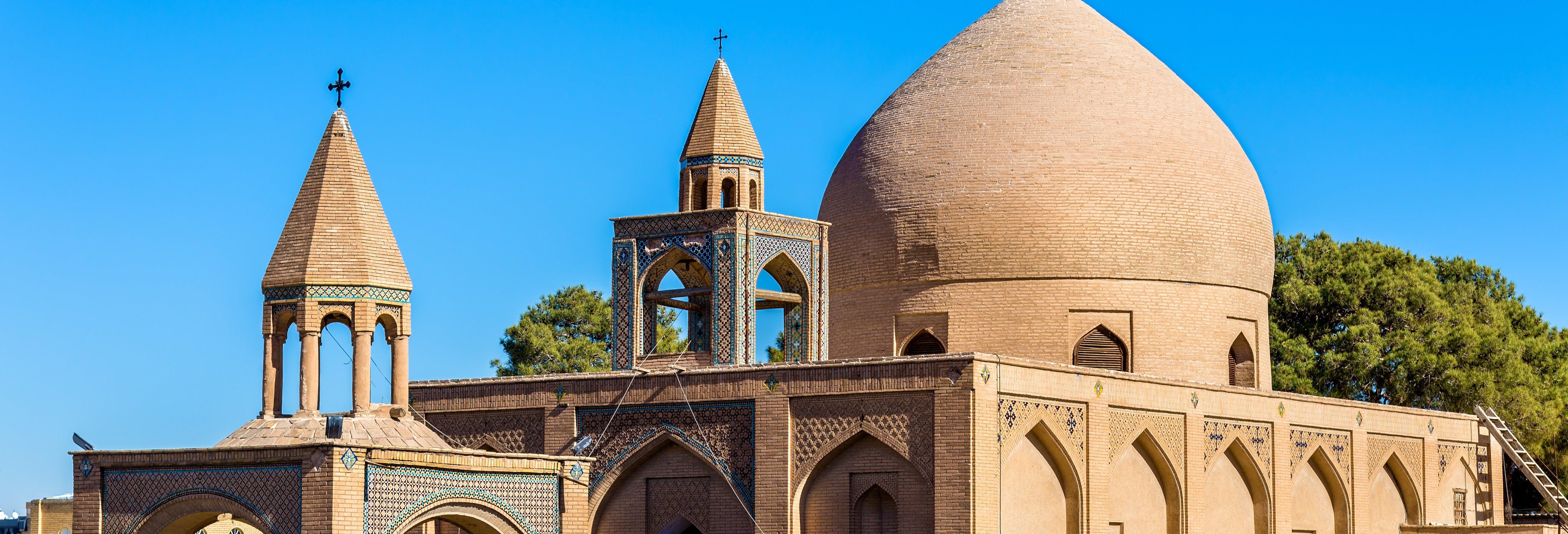 Tour de 7 días por Teherán, Shiraz e Isfahán