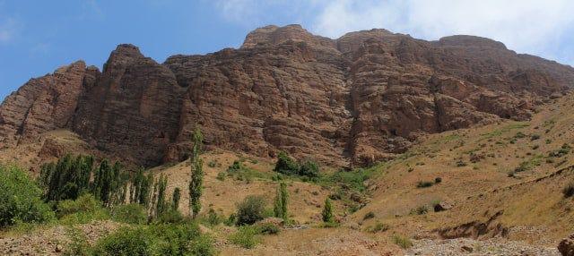 Excursion au château d'Alamut et au lac Ovan