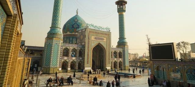 Free tour por la Ciudad Vieja de Teherán