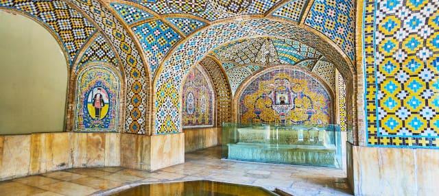 Visite des musées de Téhéran