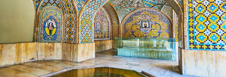 Tour por los museos de Teherán