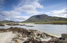 Giro in barca sul fiordo di Killary