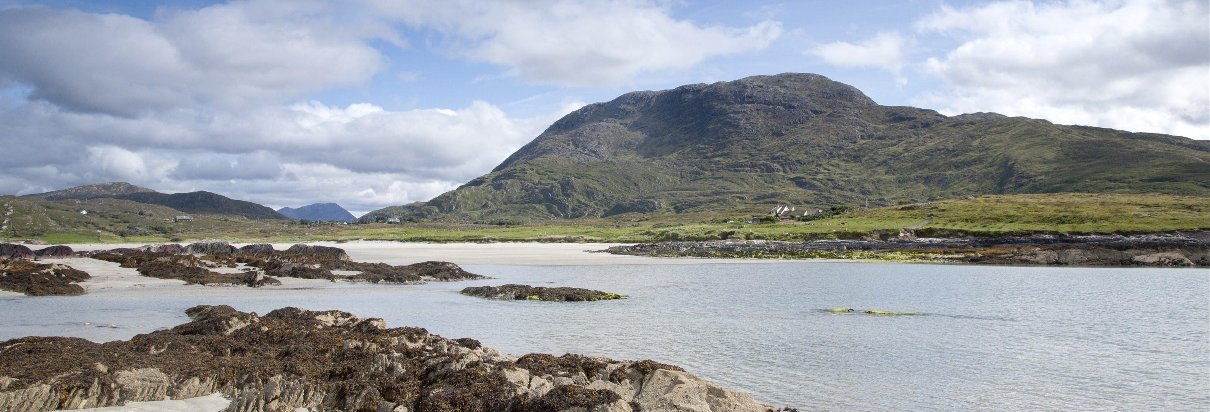 Paseo en barco por el fiordo de Killary