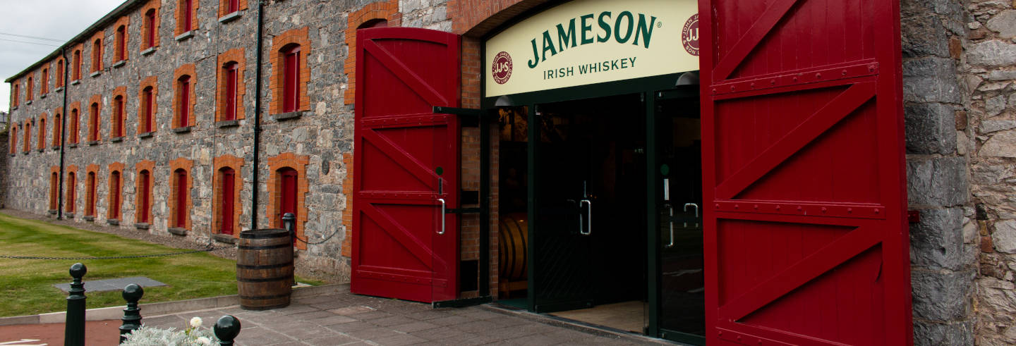 Jameson Distillery Tour