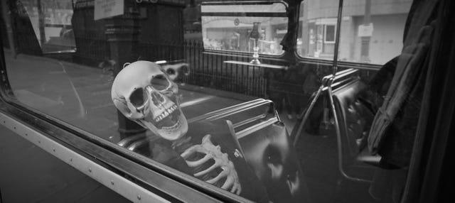 Autobús de los fantasmas de Dublín