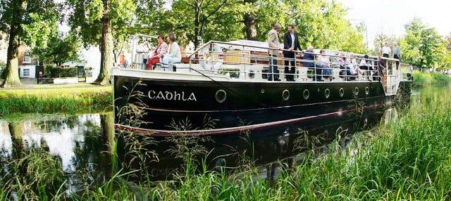 Crucero con cena por el Gran Canal