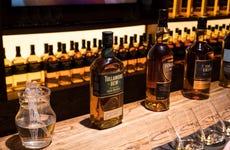 Ticket d'entrée pour le musée du whisky irlandais