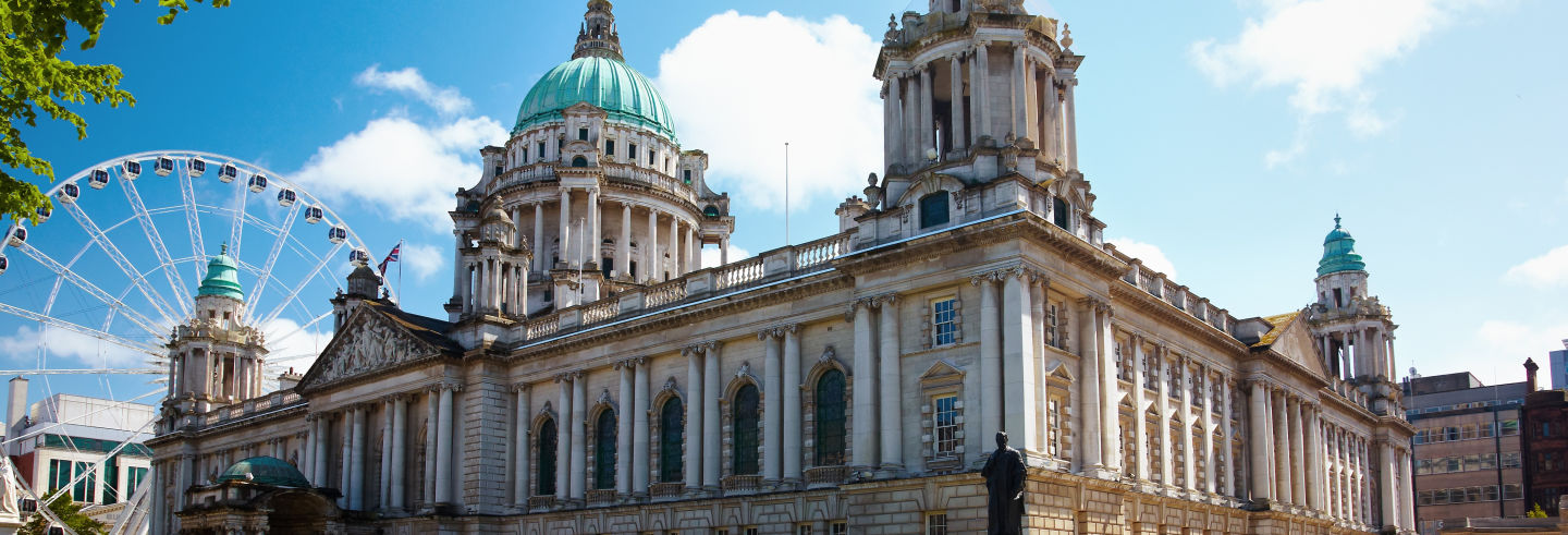 Excursão a Belfast + Museu do Titanic