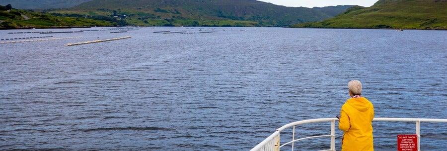 Excursion d'une journée au Connemara