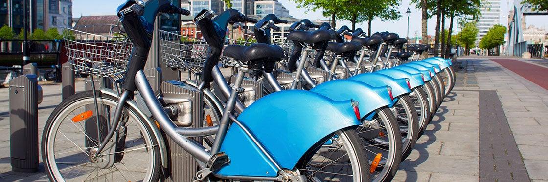 Bike Hire in Dublin