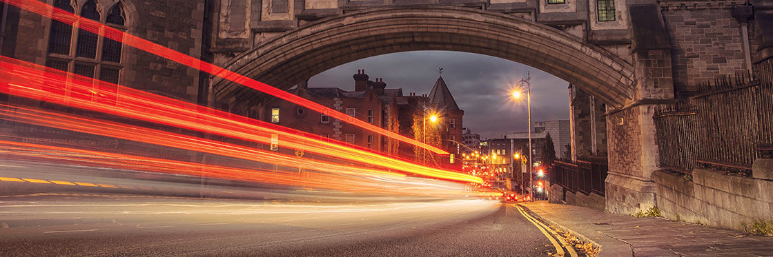 Transporte en Dublín