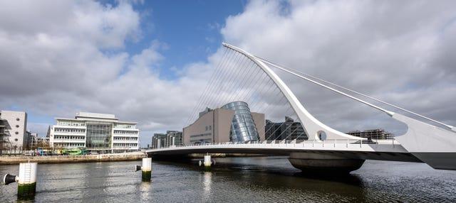 Tour privado por Dublín con guía en español