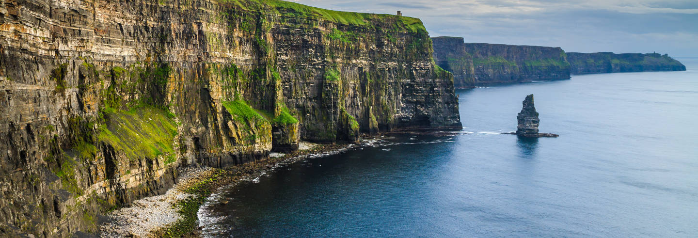 Inisheer & Cliffs of Moher
